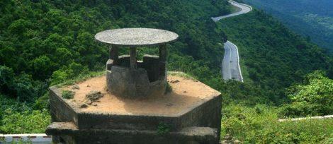 US Bunker Hai Van pass