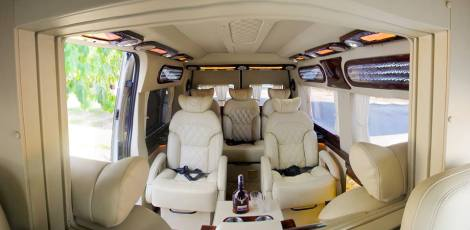 Hue luxury car transfer