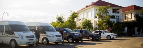 Our car fleet - Hue Private Taxi