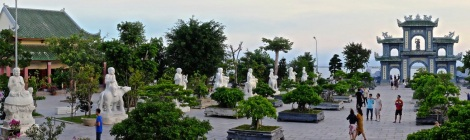 Linh Ung Pagoda-Lady Buddha pagoda