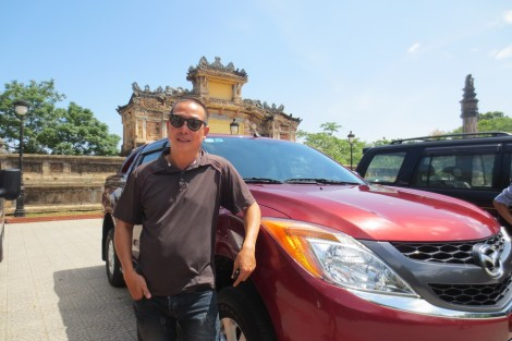Mr. Anh driver