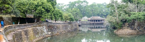 Tu Duc tomb, Hue city