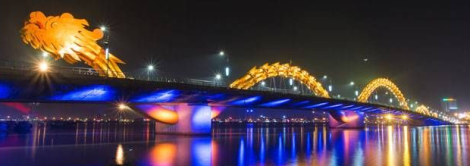 Dragon Bridge - Da Nang City