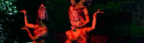 Cham dance performance at My Son