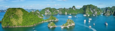 Tours in Halong