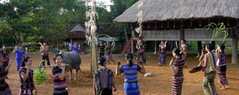 Ashau Village