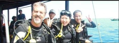 Cham Island Scuba Diving