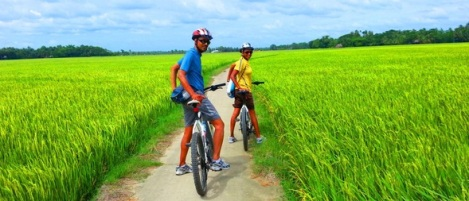 Explore Hoi An Countryside by bicycle