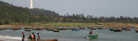 Hoian to Son Tra Peninsula
