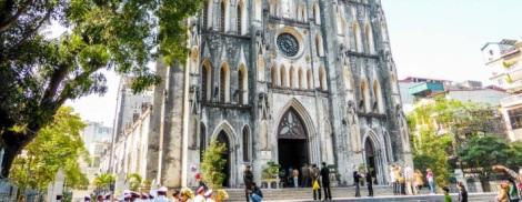 St. Joseph's Cathedral - Hanoi