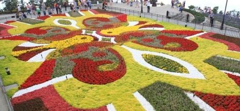 Le Jardin d'amour flower garden