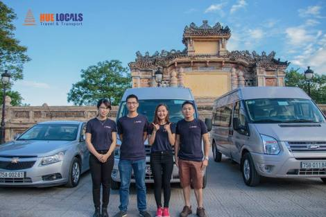Hue Private Taxi's Team