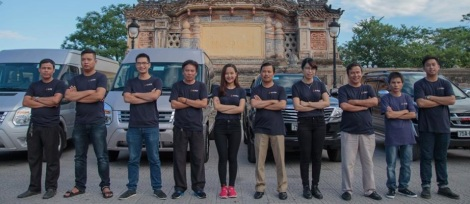 Hue Private Taxi Driver Team